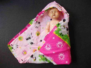 selimut bayi lucu